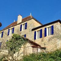 Le Manoir Enchante, hôtel à Figeac