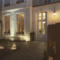 Hôtel Loysel le Gaucher, hôtel à Montreuil-sur-Mer
