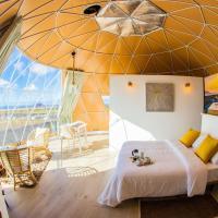 Luxurious Eco Dome Experience Lanzarote