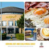 Maldron Hotel Belfast International Airport, hôtel à Aldergrove près de: Aéroport international de Belfast - BFS