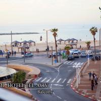 Miami Beach Hotel Tel Aviv, отель в Тель-Авиве