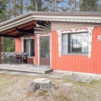 Holiday Home Hiekkasaari, hotel in Juhanala