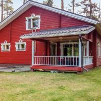 Holiday Home Vaahtera, hotel in Juhanala