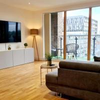 Modern loft apartment in Woolwich