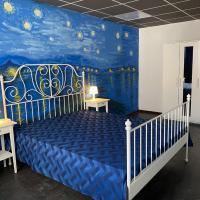 Апартаменты Ночь с Ван Гогом, hotel in Krasnogorsk