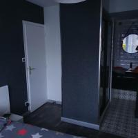Chambre d hote avec sa SDB privative、Guipavasにあるブレスト・ブルターニュ空港 - BESの周辺ホテル