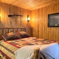 Alaska Creekside Cabins in Seward