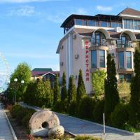 Kristall Hotel, отель в Бостери