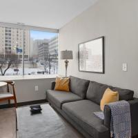 Flashcube - Lux DT Apts with Free Parking by Zencity