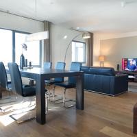 Luxury apartment in the harbor of Scheveningen