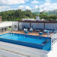 Aqua Palace Chatan by Coldio Premium, hotel in Chatan