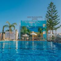 New Famagusta Hotel & Suites, отель в городе Айия-Напа