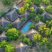 Hiru Resort and Kite Surfing, hotel in Kalpitiya