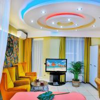 Vintiamo Apartmanok, hotel Egerszalókon
