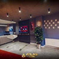 Atlas Otel, hotel in Erzurum