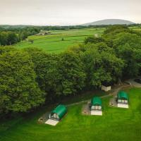 Thornfield Glamping Pods, The Dark Hedges, Ballycastle, hotel a Ballymoney