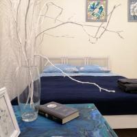 Отличная квартира в новом доме, отель в Чебоксарах