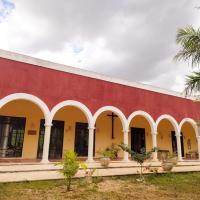 Hacienda Santa María de Batzan By Rotamundos