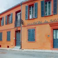 Maison de Save, hôtel à L'Isle-Jourdain