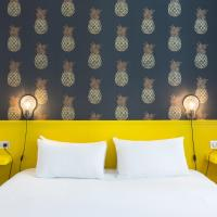 Best Western Hotel Marseille Bourse Vieux Port by Happyculture, отель в Марселе