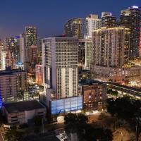 Hotel Indigo - Miami Brickell, an IHG Hotel, hôtel à Miami (Brickell)