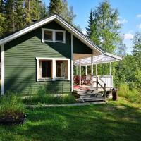 Lakeside cottage Metsäranta Savonranta, hotel in Savonranta