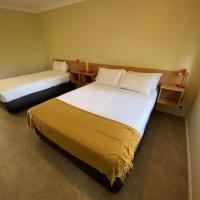 Country Roads Motor Inn Gayndah, hotel em Gayndah