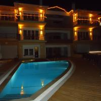 Αγράμπελη Διαμερίσματα, ξενοδοχείο στη Λίμνη