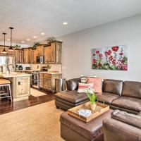 Edgewater Townhome about 7 Mi to Snowbasin Resort
