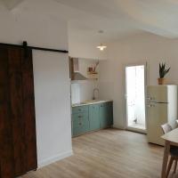 Apartamento completamente equipado en el centro de Ferrol.