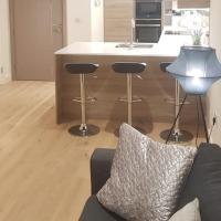 Woolwich Arsenal garden view apartment
