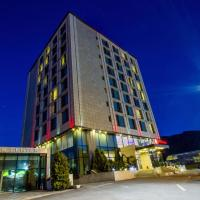 Hotel HP Tower One Brasov, отель в Брашове