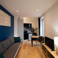Le Musigny - Superbe studio moderne au calme proche place Valmy