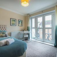 Southampton 3 Bedroom Apartment, hotel cerca de Aeropuerto de Southampton - SOU, Southampton