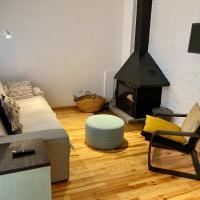 Apartament Cal Ponent a Alp, Wi-Fi i parquing