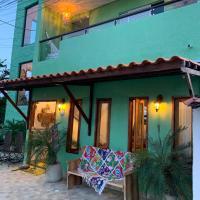 Pousada Praia Bonita Em Milagres, hotel in São Miguel dos Milagres