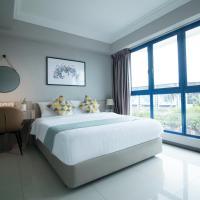 Viesnīca Harbour Ville Hotel (SG Clean, Staycation Approved) Singapūrā