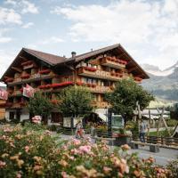 Adler Adelboden, hotel in Adelboden