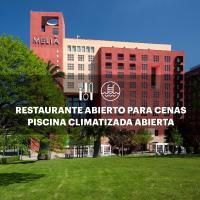 Hotel Meliá Bilbao, отель в городе Бильбао