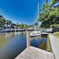 Waterfront Hideaway with Heated Pool, Dock & Garage home