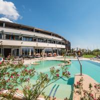 Hotel Silverine Lake Resort, отель в Балатонфюреде