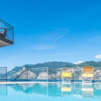 Hotel Casa Marinella, hotell i Malcesine