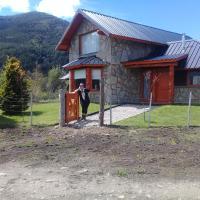 """""""Cabaña San Francisco"""" - Casa de Montaña con costa de arroyo a 250 m del lago"""