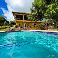 Tropical Apartments Tobago, hotel in Scarborough