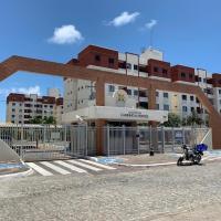 Apartamento 2 quartos Mobiliado Aruana a 2 Km da praia