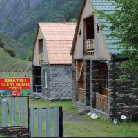 Shatili Guest House Twins, hotel v destinaci Shatili