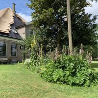 Spacious Farmhouse in Oterleek with Private Garden