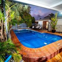 Rete's Retreat, hotel em Kawana Waters