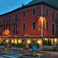 Bes Hotel Papa San Pellegrino Terme, hotell i San Pellegrino Terme