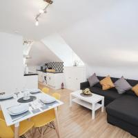 Canterbury 2 Bed Apartment Close to Town CT1 Sleeps 6